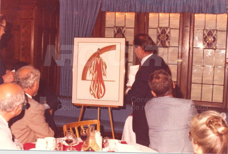 Farewell Dinner for W.G. Schneider 1980 009