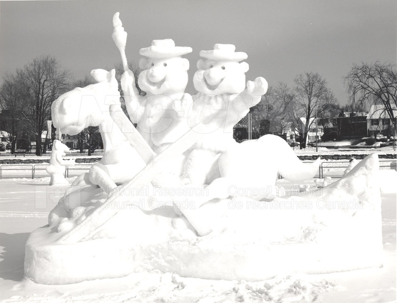 Other Winterlude Snow Sculptures 005