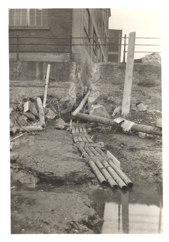Replacing Cable- Sept. 27 1938, Oct. 5 1938 010