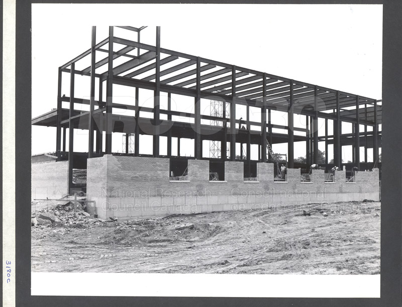 Construction of M-50 Summer 1952 #3180 003