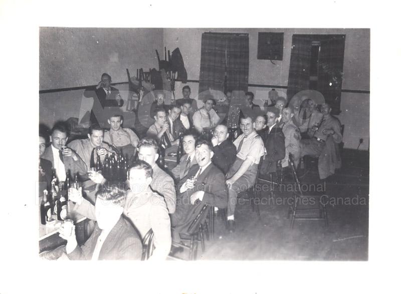 Group Portrait- Physics and E.Eng.- Radio Branch Celebration c.1945 003