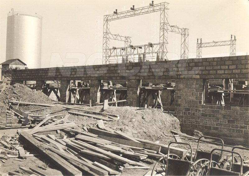 Construction and other Photos 1929-1937 249