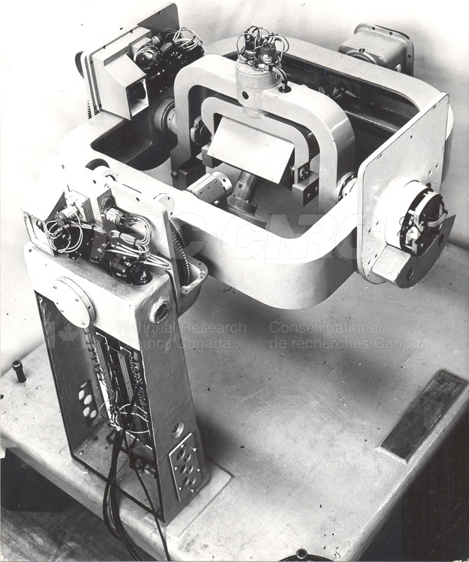 Radio and Electrical Engineering Division- Radio Astronomy c.1960 001