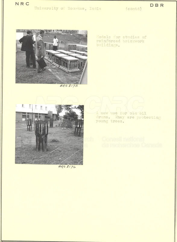 International Tour of Construction Sites- Dr. Legget 1967 003