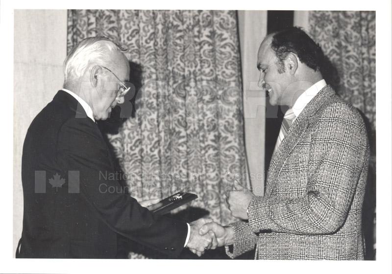 25 Year Service Presentations Oct. 29 1986 023