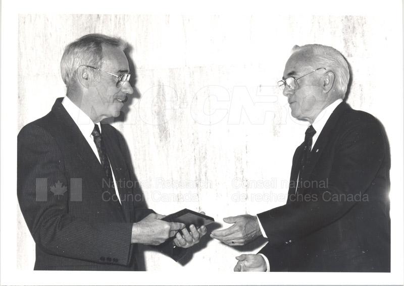 25 Year Service Presentations June 8, 1988 002