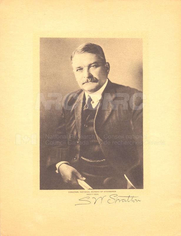 Portraits - American Nat'l Bureau of Standards Directors 1935 001