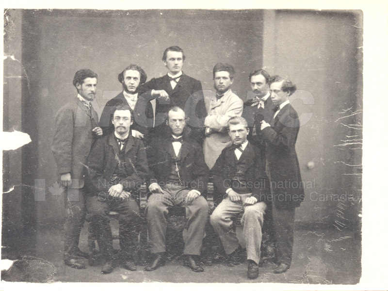 Kekule Lab in Ghent 1863