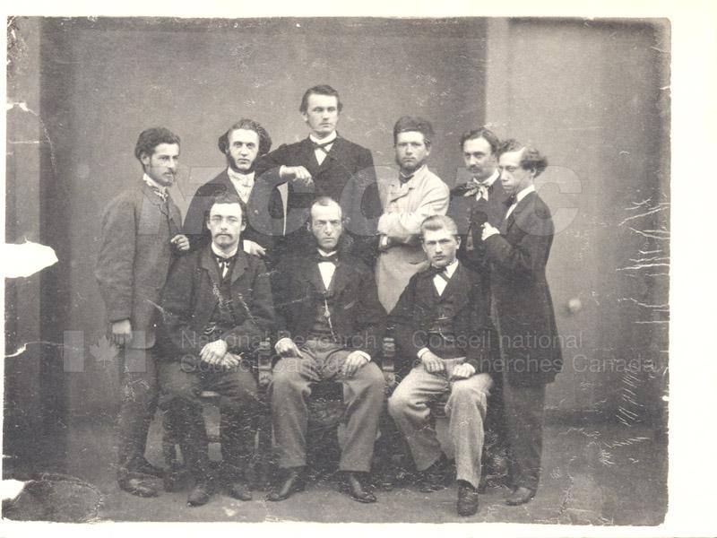 Kekule Lab in Ghent 1863