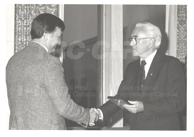 25 Year Service Plaques Presentations 1983 007