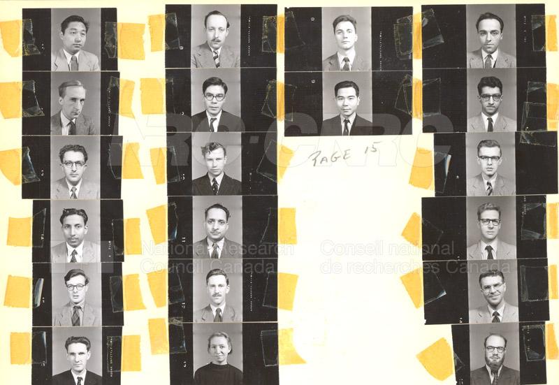 NRL Postdoctorate Fellows 1956 014