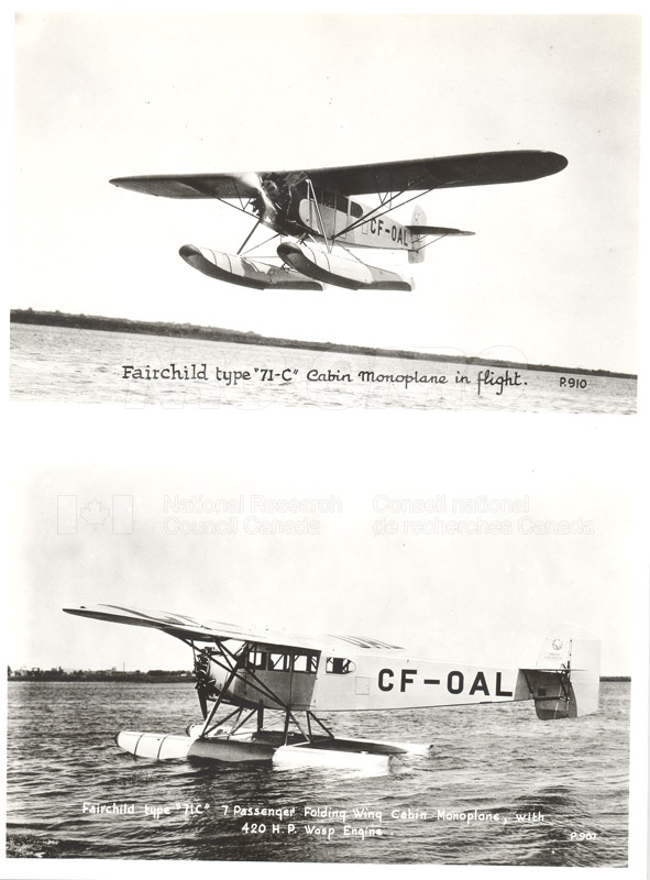 Early Aircraft 1930s-1940s 002
