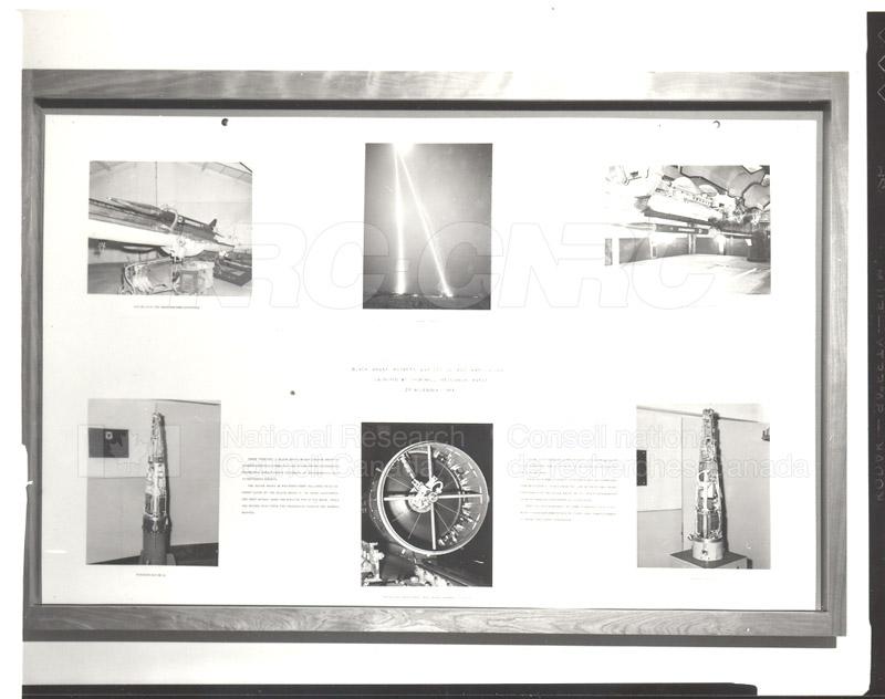Black Brant AAF-III-12 and AAF-IV-05 Churchill Nov. 1966