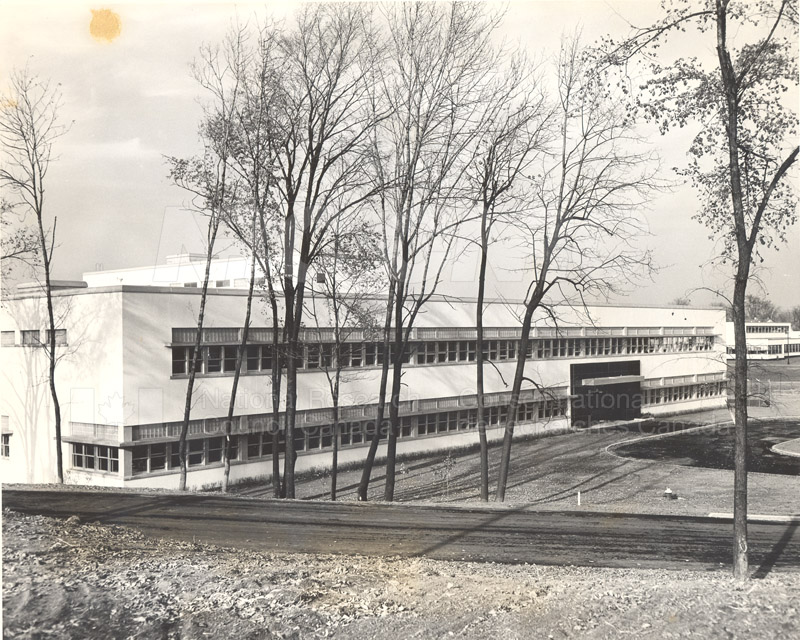 The Building Research Centre of NRC Ottawa Canada Oct. 1953