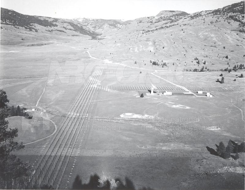 Dominion Observatory- Radio Telescope Oct. 4 1966