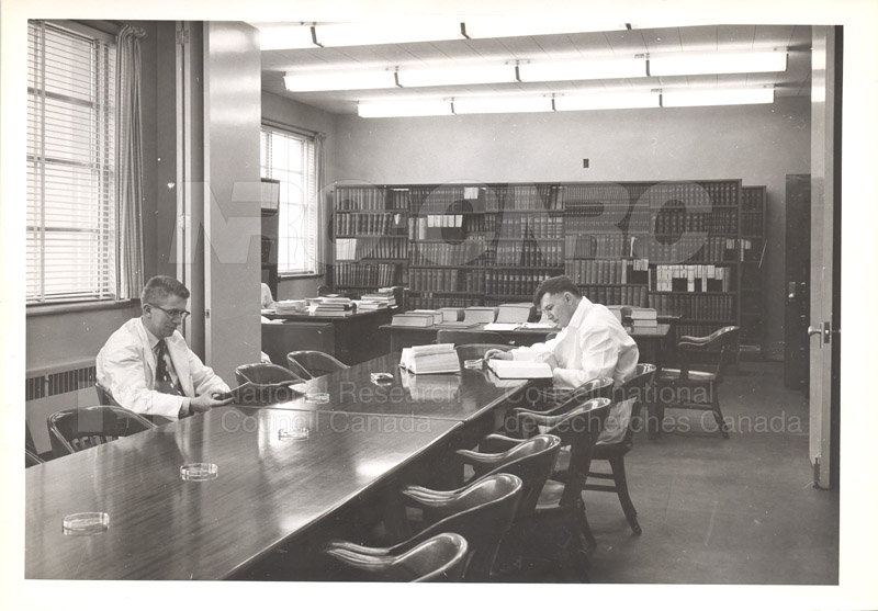ARL Library c.1955 001