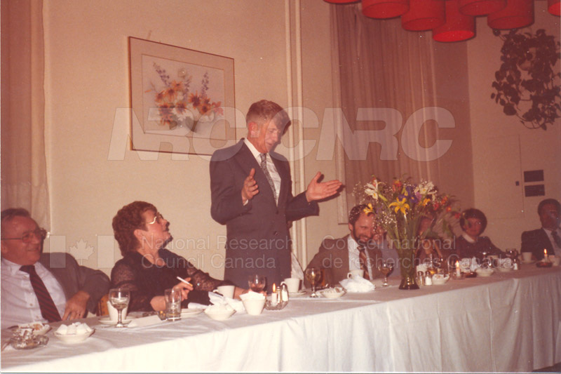 Retirement - D.G. Smith (ARL) 1985 002