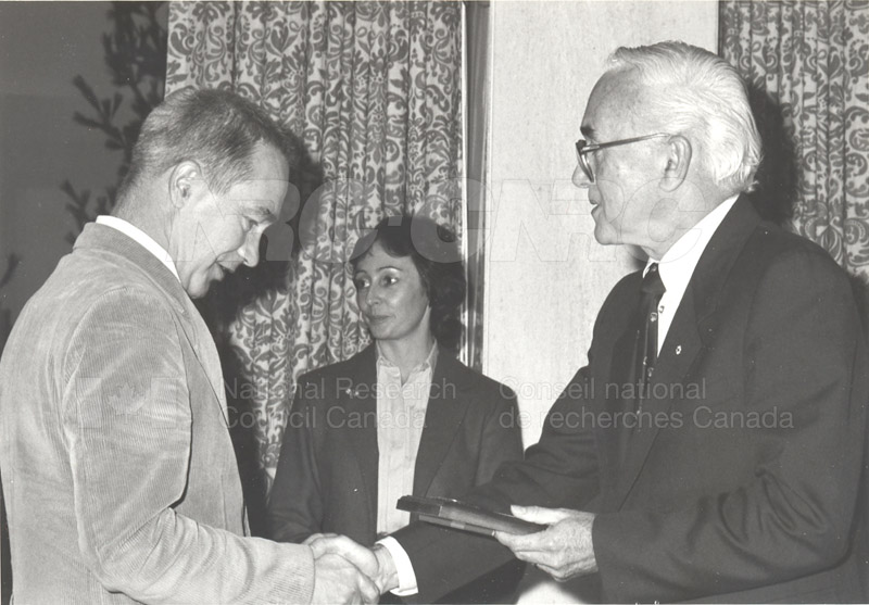 25 Year Service Plaques Presentations 1983 019