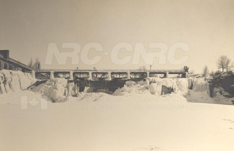 John St. Annex W. View of Rideau Falls c.1932 001 pt.2