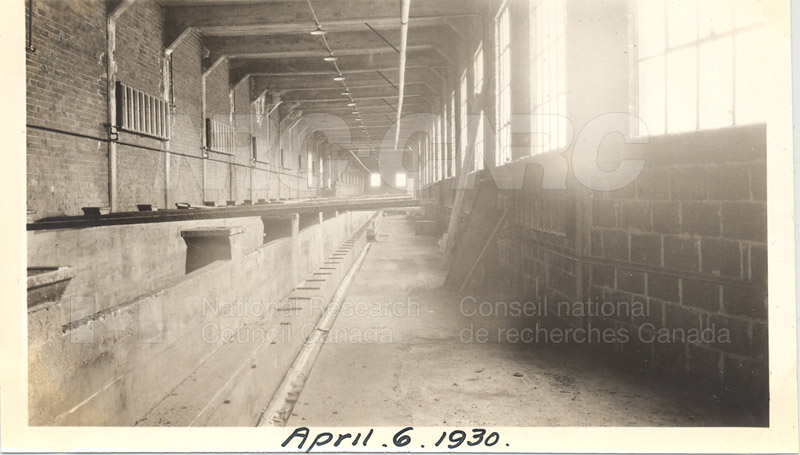 Sussex St. and John St. Labs- Album 4- Test Basin April 6 1930 002