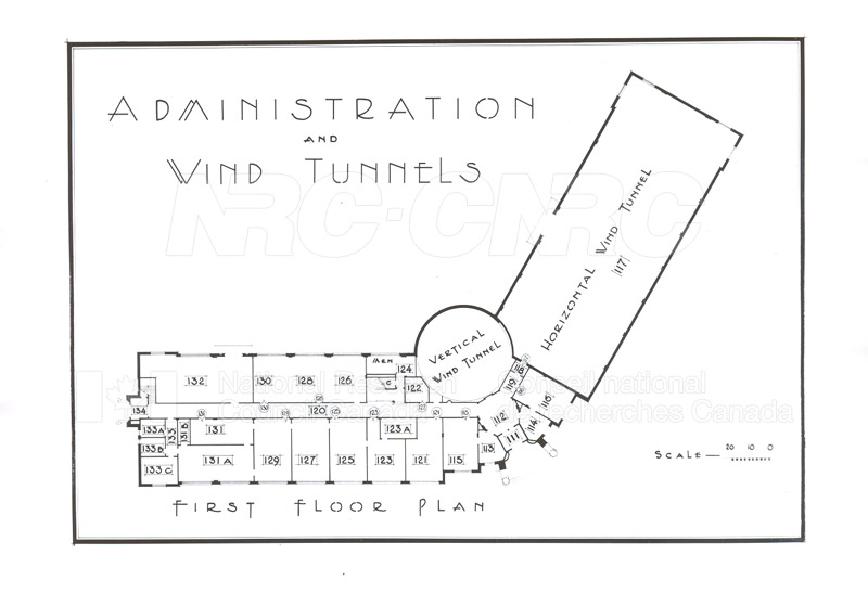 Buildings- Floor Plans Sept. 1948 001