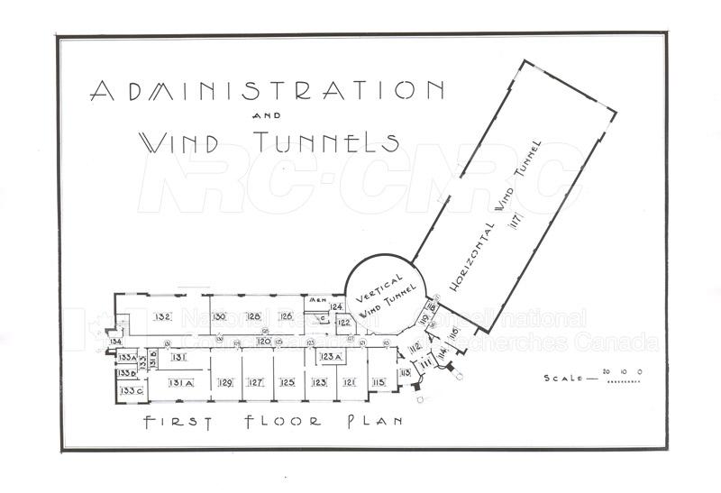Buildings- Floor Plans Sept. 1948 001