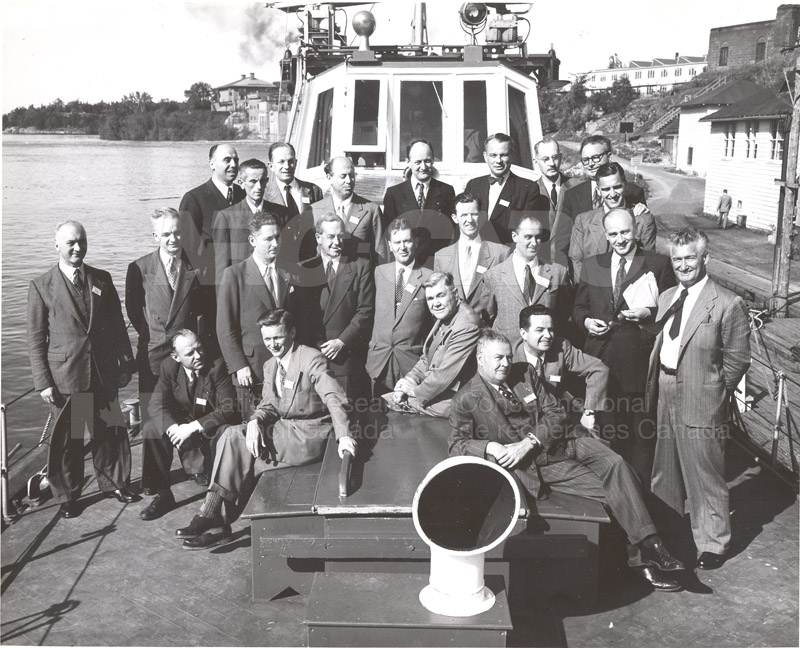 OEEC Mission No. 82 May 27-28 1952 007