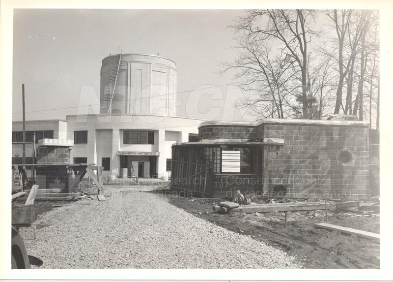 Construction Photographs 118