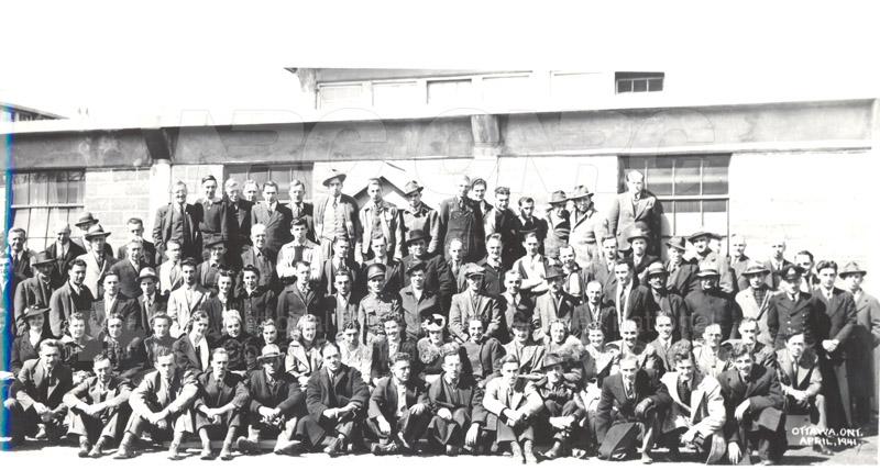 Mechanical Engineering Shop Group 1941 001 pt2