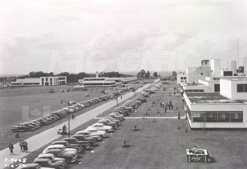 NRC Open House- Montreal Road Labs June 1 1950 Folder 2 013