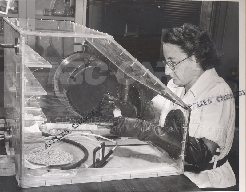 Metallurgy- Making Samples of Ca-Ag Alloy for X-ray Diffraction Analysis June 1955