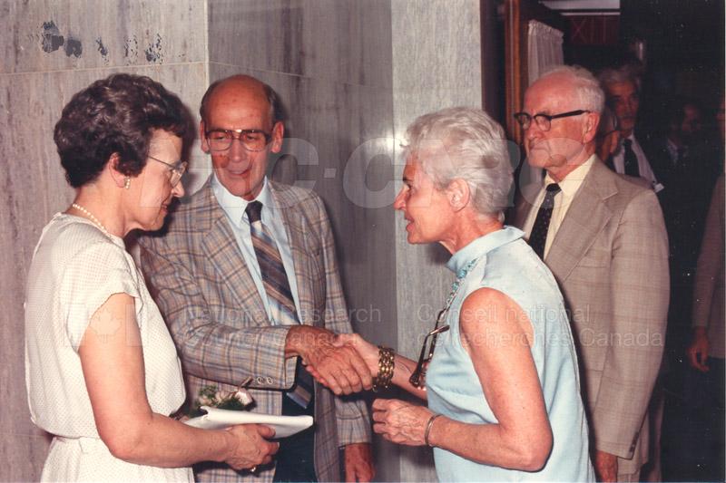 Alf Tickner Retirement May 1986 005
