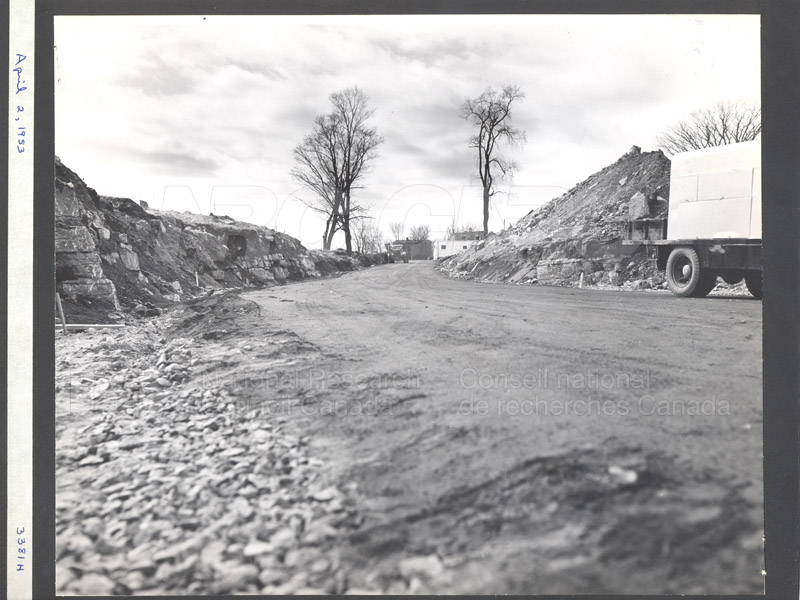 Construction of M-50 n.d. Overview Photo 002