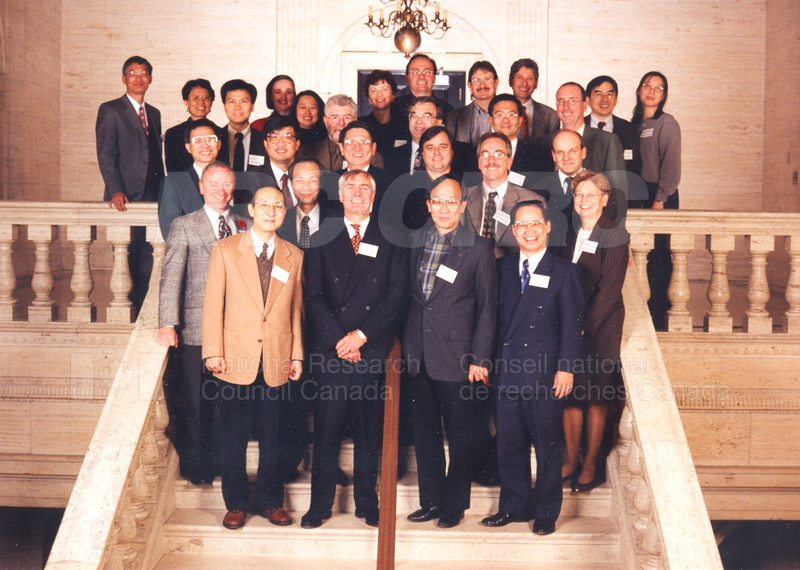 NRC-NSC Gylcobiology & Neuroscience Workshop 26-28 Oct. 1998 001