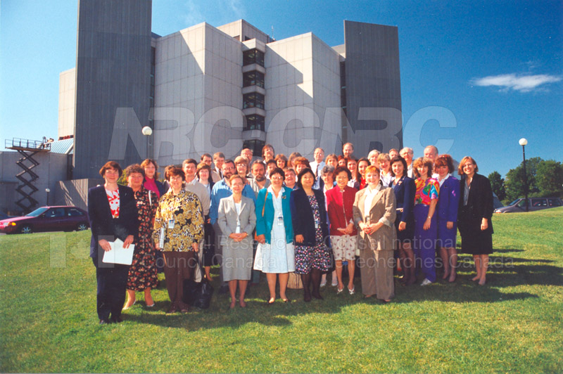 National Information Centre Librarians 1996-1997 009