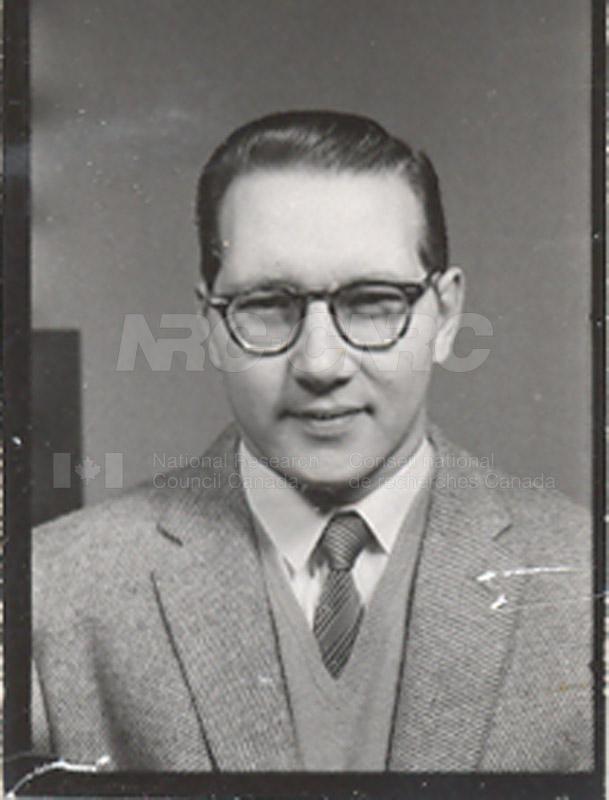 Post Doctorate Fellow- 1959 107