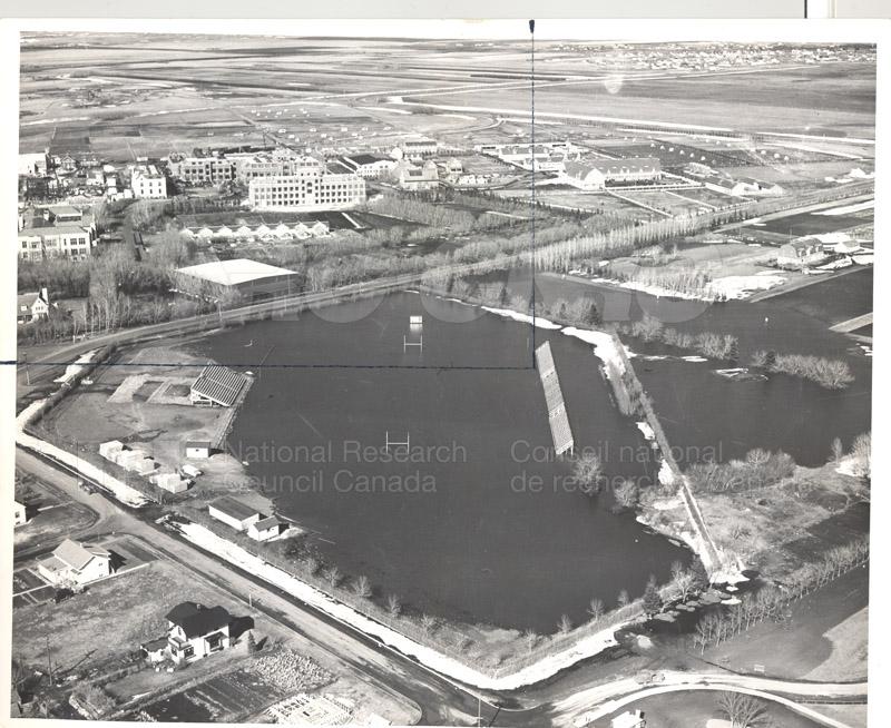 Prairie Regional Lab- Aerial View n.d.
