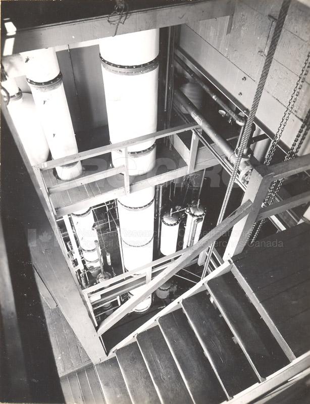 Distilling Columns- Pilot Plant