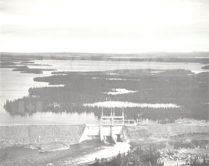 Hydraulics Lab-Port Cartier Quebec Study 1959 009