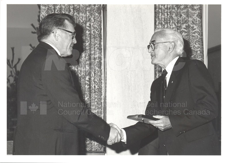 25 Year Service Plaques Presentations 1983 008