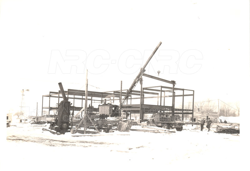 Construction and other Photos 1929-1937 100