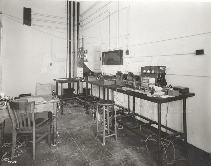 KK-117 Accoustics Lab