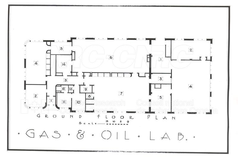 Buildings- Floor Plans Sept. 1948 002