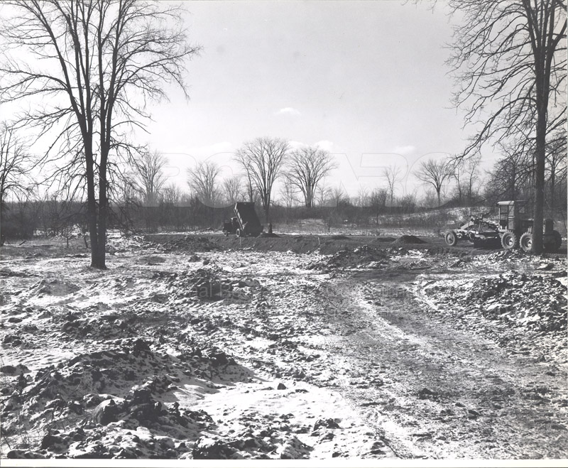 Administration Building Construction 1950s 009