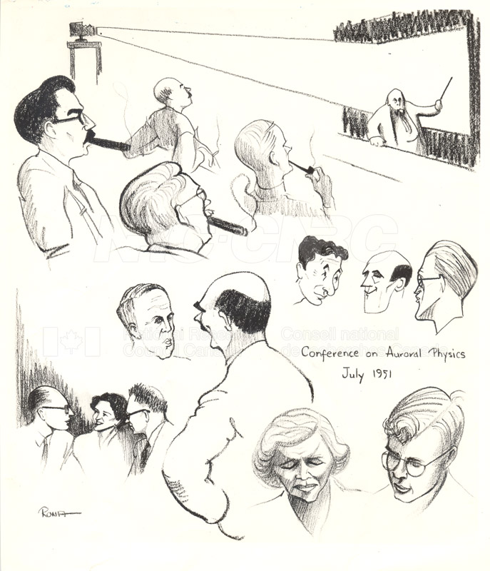 Conference on Auroral Physics July 1951
