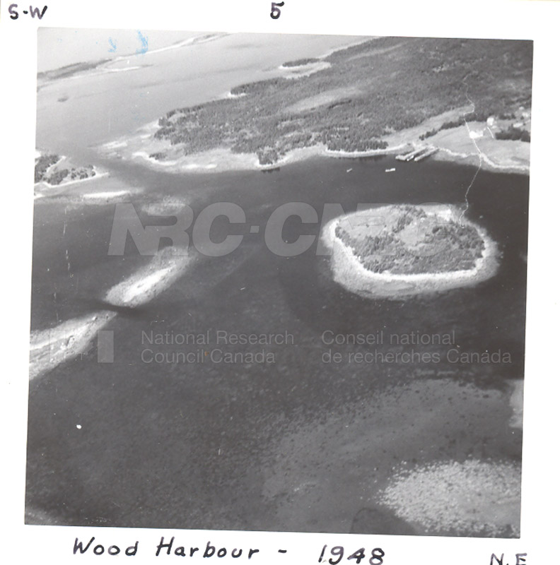 Wood Harbour c.1948 002