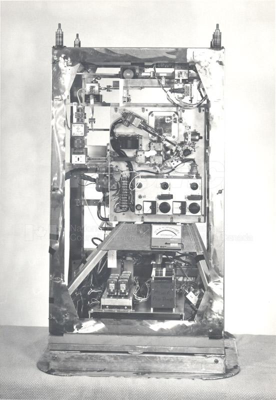 Astrophysics- 1-4 cm Receiver c.1969
