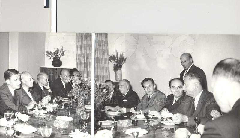 Academy of Science- Dr. Ballard and Dr. Jaroslavkozenik, Czechoslovakia 1966 007 pt.2
