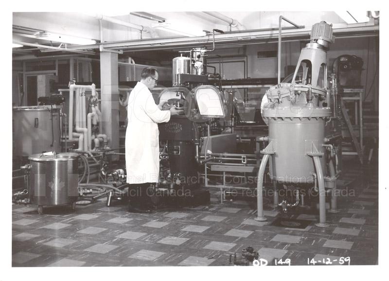 Engineering and Development- Rideau Falls lab Dec. 14 1959 003
