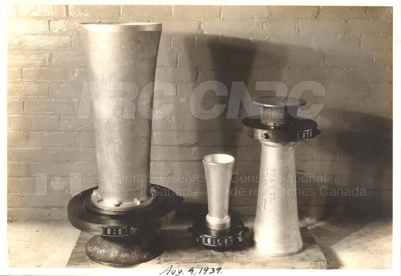 Album 6 Hydraulic Laboratory Aug. 4 1939